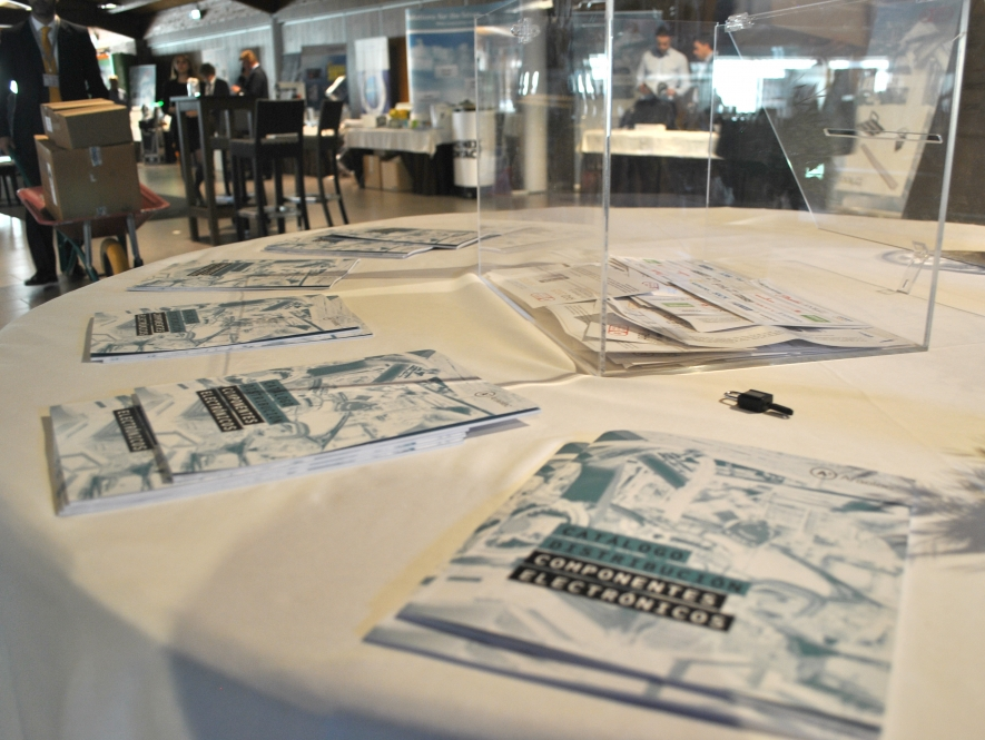 Diseño expositivo - Feria Automation Day 2015