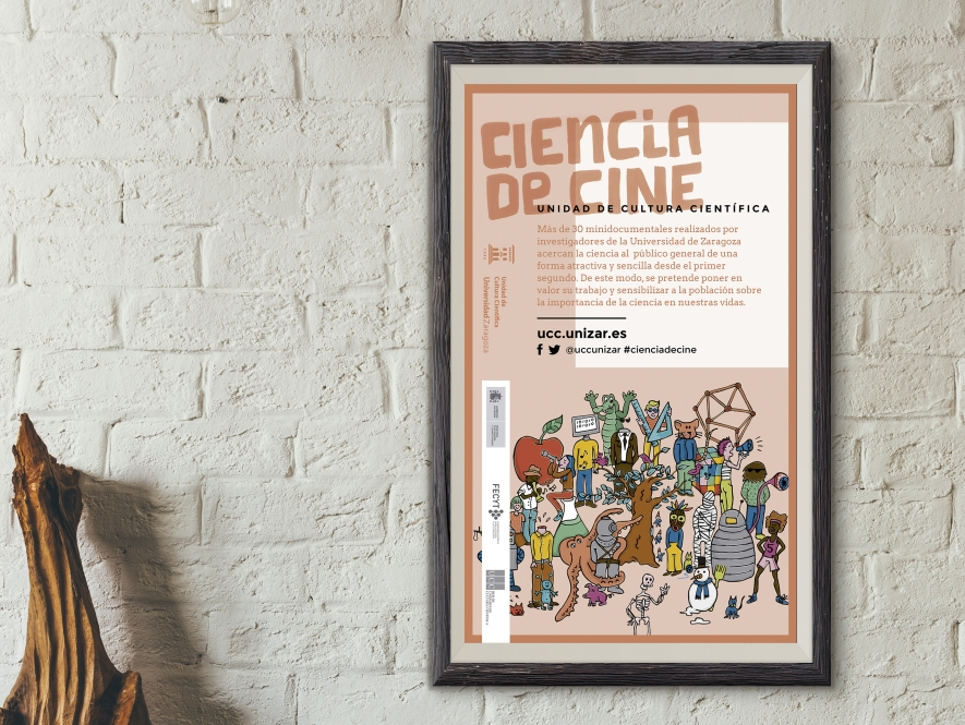Imagen cineforum Ciencia de Cine