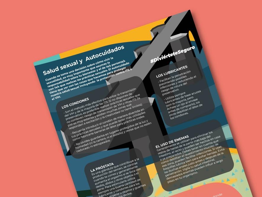 Audiovisual de Campaña de prevención del VIH y otras ITS