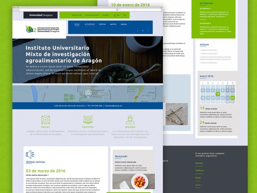 Institutos Universitarios Web