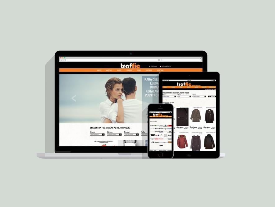 Tienda online de ropa y calzado