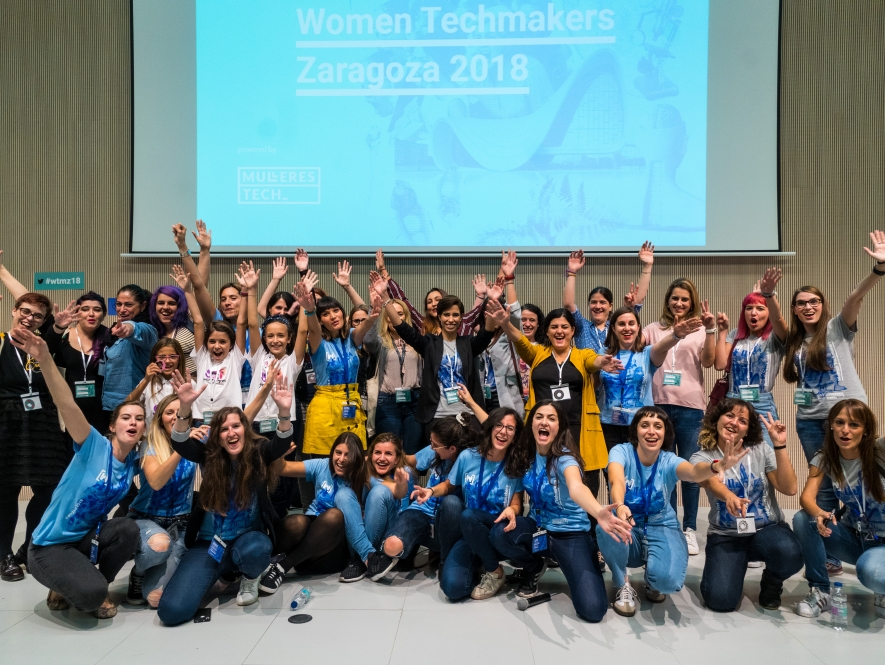 Women Techmakers Zaragoza 2018