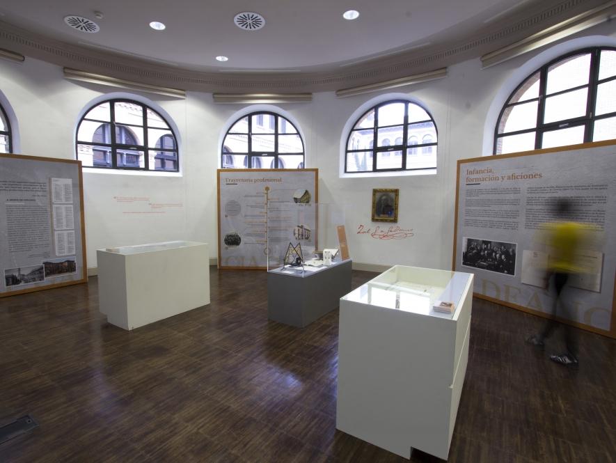 """Exposición """"Zoel García de Galdeano"""""""